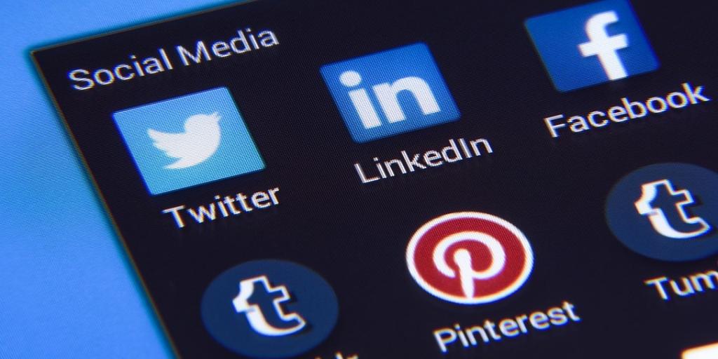 Social media; ook goed om ervaringen te delen